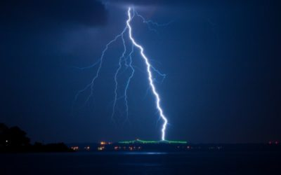 Why you need lightning protection throughout the year